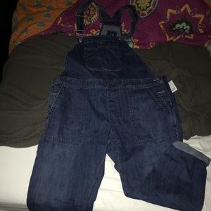 GAP women's ankle overalls